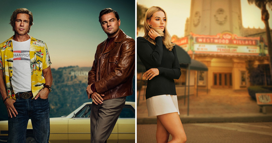 Once Upon A Time In Hollywood Character Posters Quentin
