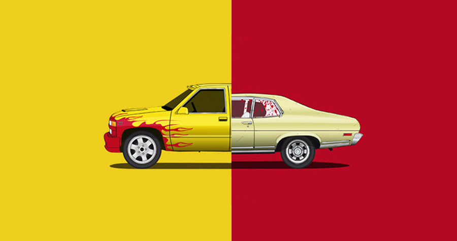 Quentin Tarantinos Movies Cars Quentin Tarantino Fan Club - Cool cars quentin